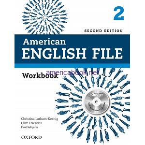 American English File 2 Workbook 2nd Edition