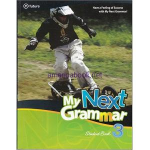 My Next Grammar 3 Student Book