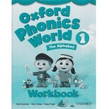 Oxford Phonics World 1 Workbook pdf ebook download