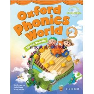 Oxford Phonics World 2 Short Vowels Student Book