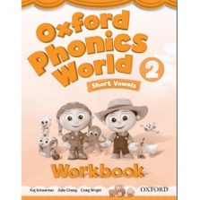 Oxford Phonics World 2 Workbook pdf ebook download