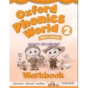 Oxford Phonics World 2 Workbook pdf ebook download