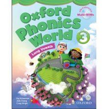 Oxford Phonics World 3 Student Book pdf ebook