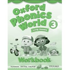 Oxford Phonics World 3 Workbook pdf ebook