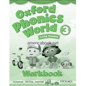 Oxford Phonics World 3 Workbook pdf ebook