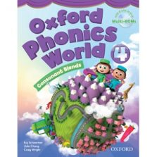 Oxford Phonics World 4 Student Book pdf ebook
