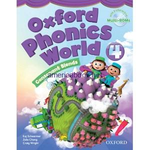 Oxford Phonics World 4 Consonant Blends Student Book