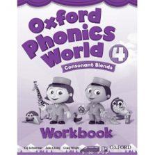Oxford Phonics World 4 Workbook pdf ebook download