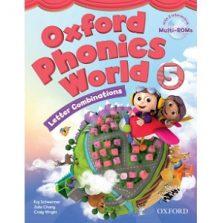 Oxford Phonics World 5 Student Book pdf ebook