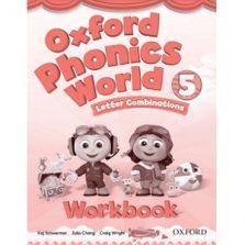 Oxford Phonics World 5 Workbook pdf ebook