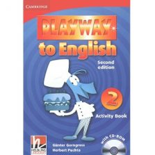 Playway To English 2 Activity Book 2nd Edition