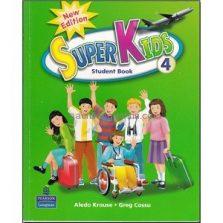 SuperKids 4 Student Book