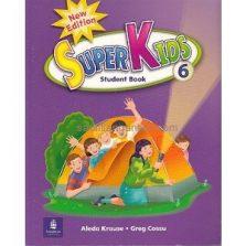 SuperKids 6 Student Book