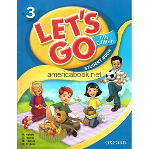 Let's Go 3 Student Book 4th Edition