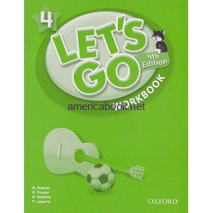 Let's Go 4 Workbook 4th Edition