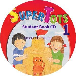 SuperTots 1 Student Book Audio CD B