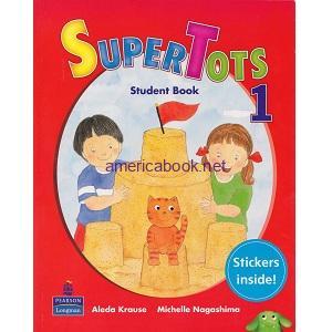 SuperTots 1 Student Book