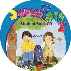 SuperTots 2 Student Book Audio CD A