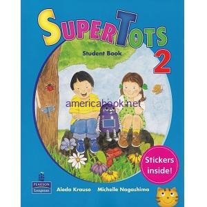 SuperTots 2 Student Book