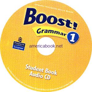 Boost! Grammar 1 Audio CD