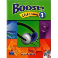Boost! Listening 1 Student Book