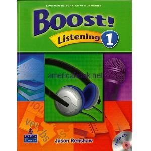 Boost! Listening 1 Student Book