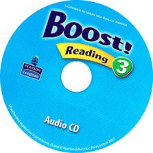 Boost! Reading 3 Audio CD
