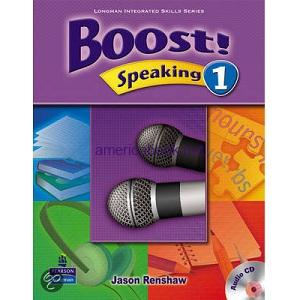 Boost! Speaking 1 Student Book
