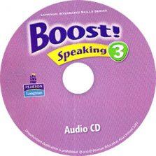 Boost! Speaking 3 Audio CD