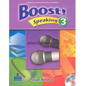 Boost! Speaking 3 Student Book