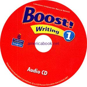 Boost! Writing 1 Audio CD