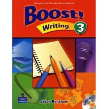 Boost! Writing 3 Student Book