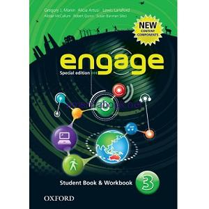 Engage Special Edition 3 Student Book and Workbook