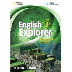 English Explorer 3 Student's Book