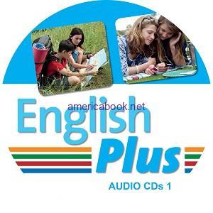 English Plus 1 Class Audio CD