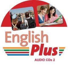 English Plus 2 Class Audio CD