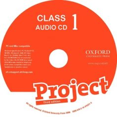 Project 1 3rd Edition Class Audio CD 2