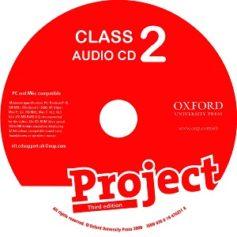 Project 2 3rd Edition Class Audio CD 2