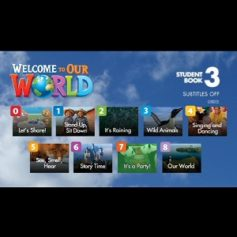 Welcome to Our World 3 Student Video