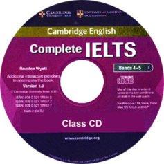 Complete IELTS Bands 4-5 Class Audio CD 2
