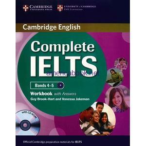 Complete IELTS Bands 4-5 Workbook