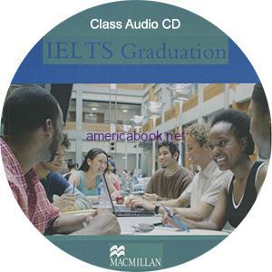 IELTS Graduation Student's Book Class Audio CD