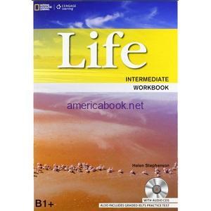 Life Intermediate B1+ Workbook pdf ebook