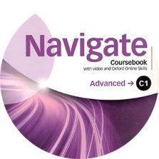 Navigate Advanced C1 Coursebook Audio CD