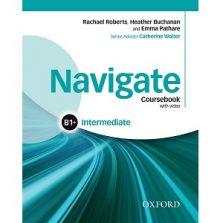 Navigate Intermediate B1 plus Coursebook