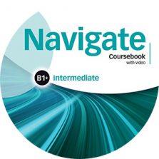 Navigate Intermediate B1 plus Coursebook Audio CD