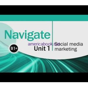 Navigate Intermediate B1 plus Coursebook Video DVD