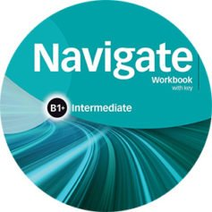 Navigate Intermediate B1 plus Workbook Audio CD