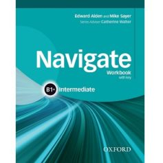 Navigate Intermediate B1 plus Workbook with key