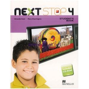 Next Stop 4 Student's Book